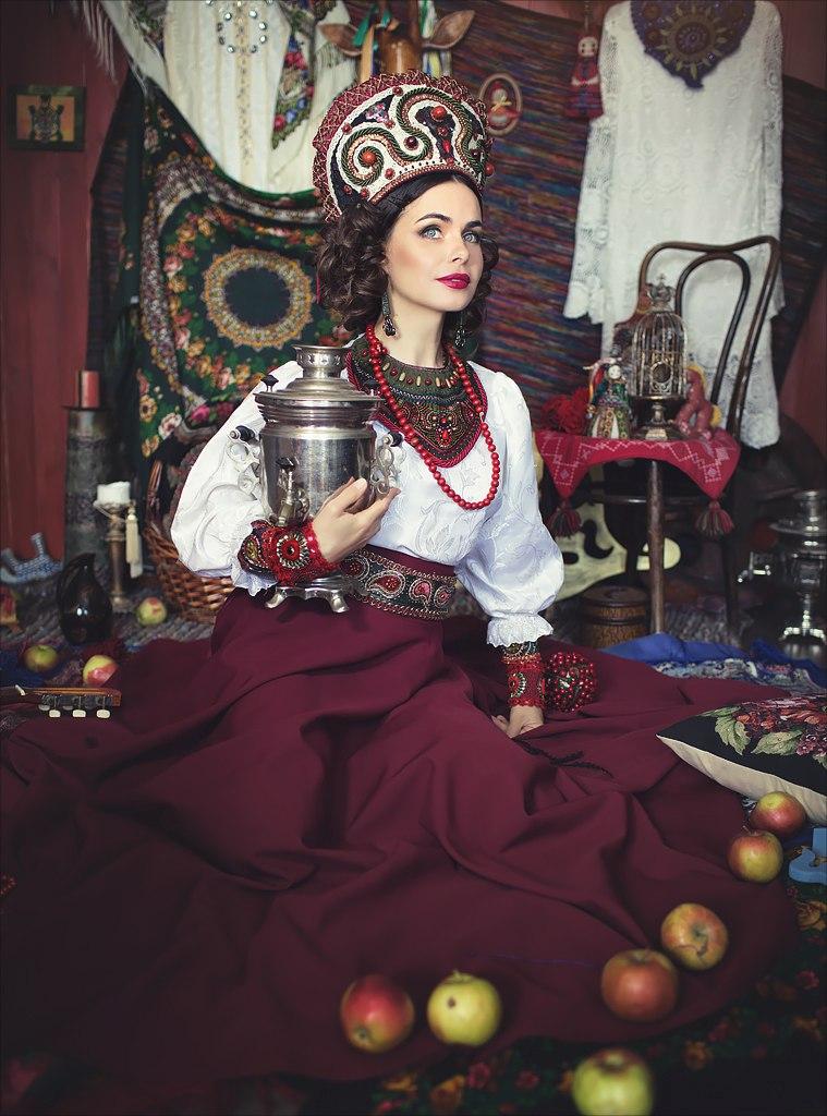 Russian Wonderland